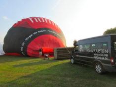 Filva Ballonvaarten | Geplande vaarten homepage