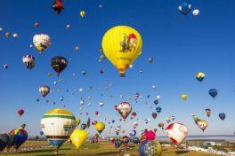 Filva Ballonvaarten | Grand Est Mondial Air Ballons 2019